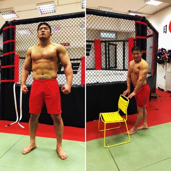 "Satoshi Ishii | 石井 慧 on Instagram: ""I'm ready for KSW. Best shape ever! @ante_delija @vikiiviktor2 @kristijanpejsa @alex.2208 @kmikkelsonbjj @ksw_mma @ivan.dijakovic…"""