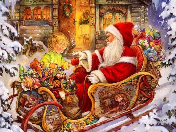 Quels jouets mettre dans la hotte du Père Noël? - Santecool