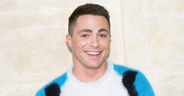 Colton Haynes Bares His 'Full Moon' While on Vacation