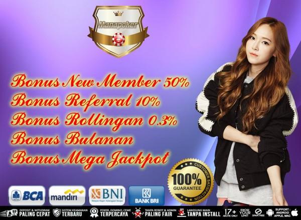 Situs Judi Poker Online Deposit Aman | Manapoker