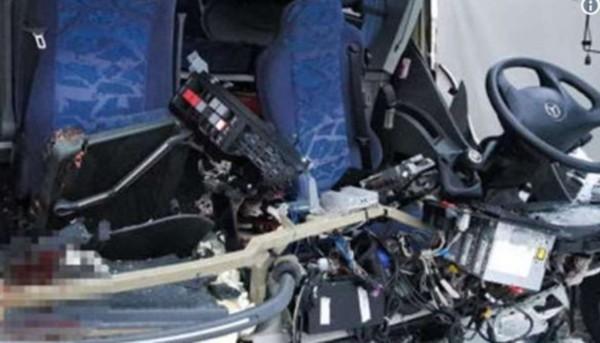 Accident de car sur l'A3: 1 mort et 44 blessés