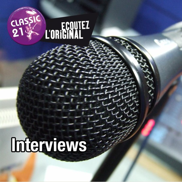 CLASSIC 21 BERNARD LAVILLIERS EN INTERVIEW - Classic 21 podcast
