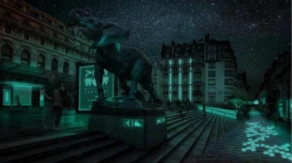 Glowee, la start-up qui veut éclairer nos villes avec des bactéries luminescentes