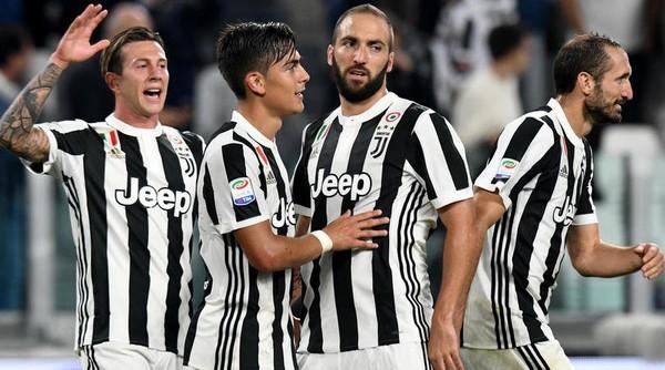Juventus Diyakini Mampu Cegah Napoli Raih Scudetto