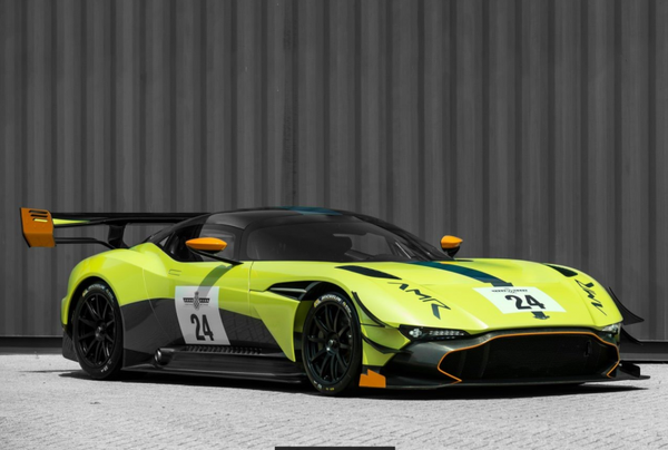 Aston Martin Vulcan AMR Pro even more exquisite and exclusive