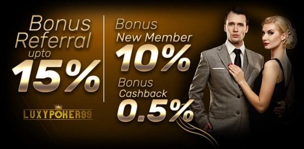 LuxyPoker99 Situs Poker Online Indonesia Terpercaya