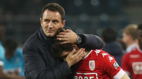 Pourquoi Benito Raman a-t-il fondu en larmes après la défaite du Standard à Gand? (photos)