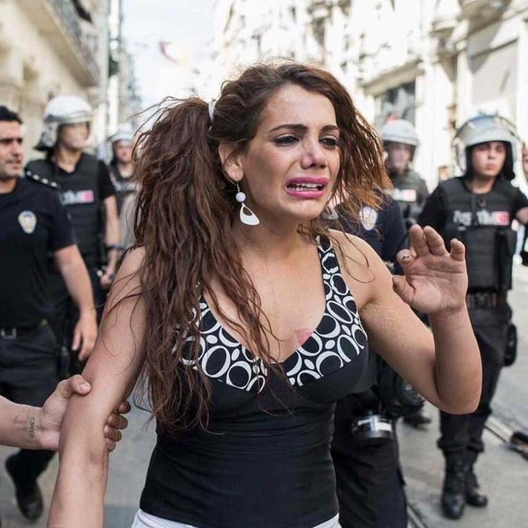 TÊTU | Hande Kader, l'héroïne de la Gay Pride retrouvée brûlée à Istanbul