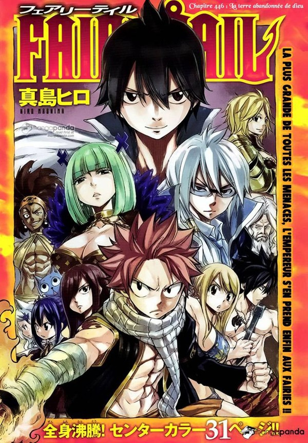 Scan Fairy Tail 446 VF