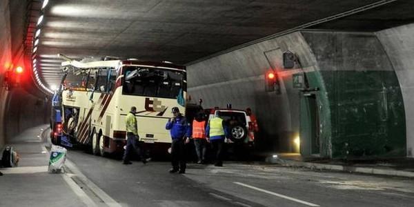 5 autocars contrôlés, 4 en infraction lourde !