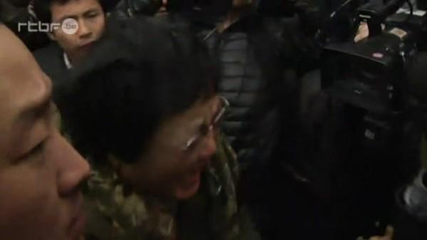 Crash d'un avion en mer de Chine du 8 mars 2014, info : RTBF Vidéo