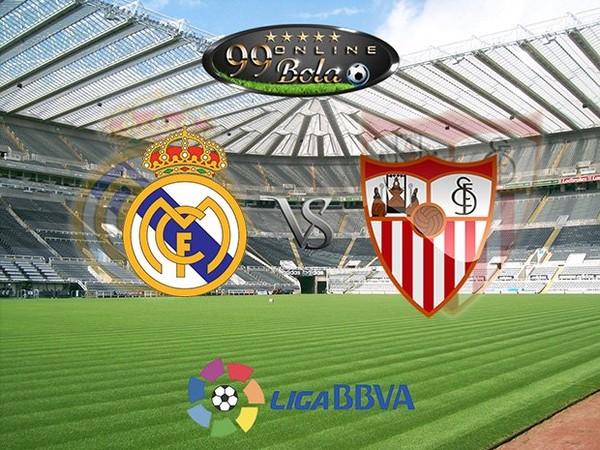 Prediksi Real Madrid Vs Sevilla 15 Mei 2017
