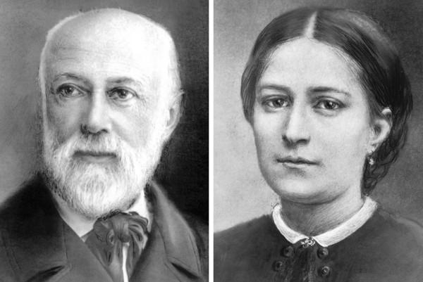 Saints Louis Martin and Zélie Guerin