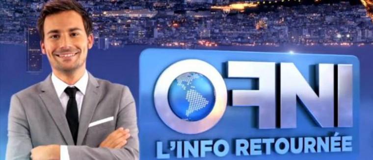 Bertrand Chameroy annonce l'arrêt d'OFNI et tacle W9 - toutes les actualités avec Télé-Loisirs