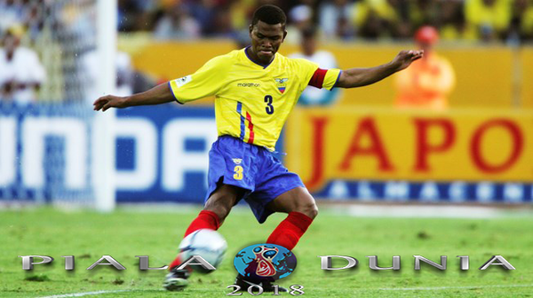 Dibalik Rekor Piala Dunia Ivan Hurtado – Piala Dunia 2018