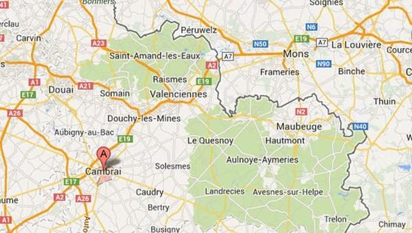 Une cinquantaine de passagers belges évacués d'un car en France