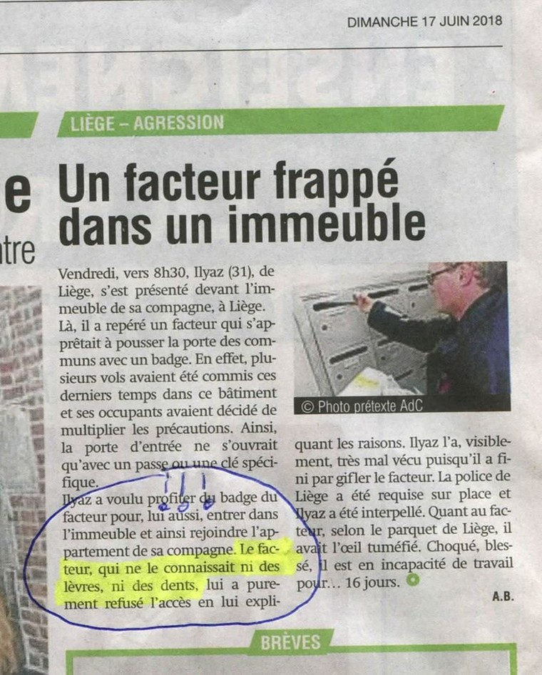 Pitoyable culture des journalistes belges - LNO