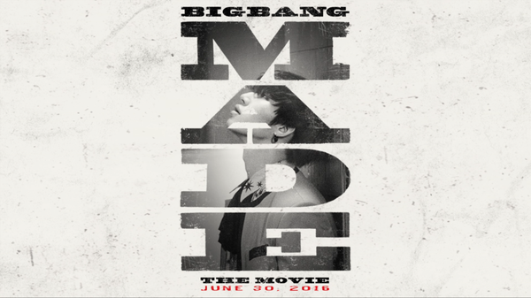 [V LIVE] BIGBANG MADE TEASER : DAESUNG