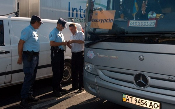 Syndicat routier SUD-Solidaires ROUTE - Narbonne. Deux chauffeurs de bus pris en infraction