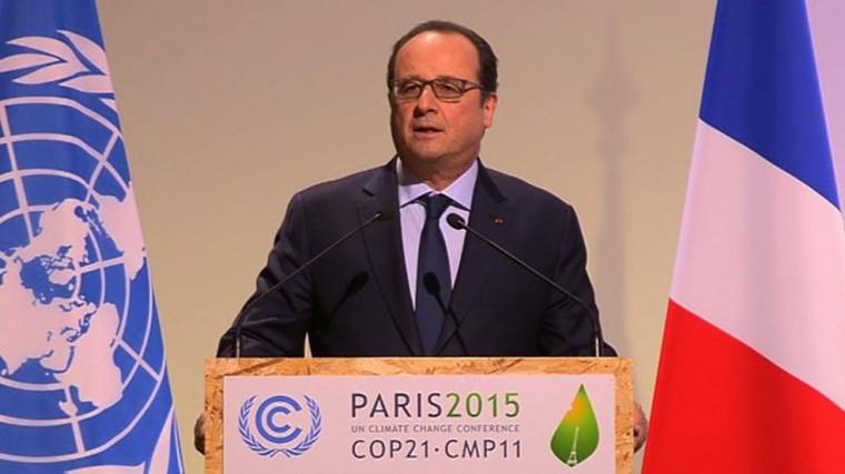 Discours en ouverture de la COP21