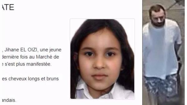 Anderlecht: disparition inquiétante d'une enfant de six ans, un témoin recherché