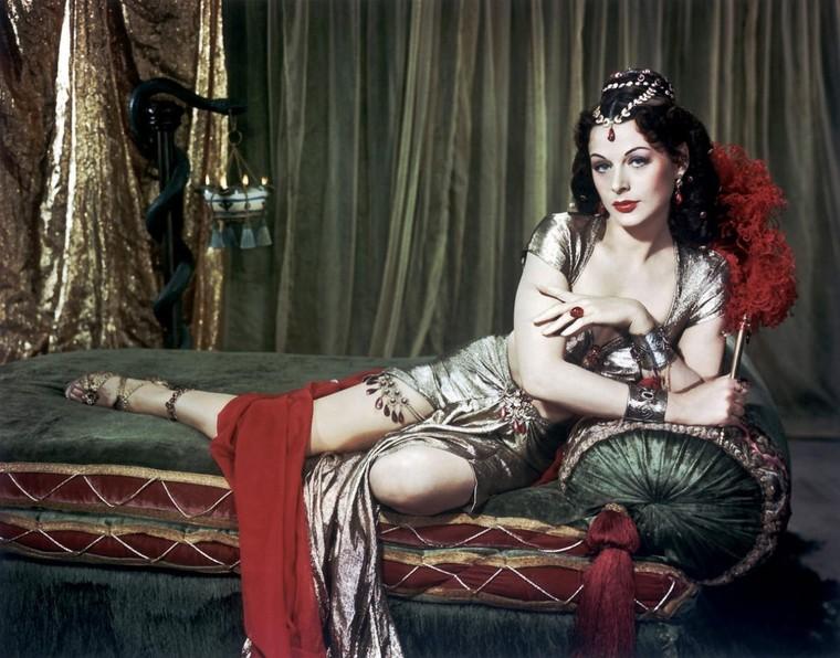Hedy Lamarr, icône sulfureuse et précurseur des télécommunication aurait eu 101 ans ce jour - LNO
