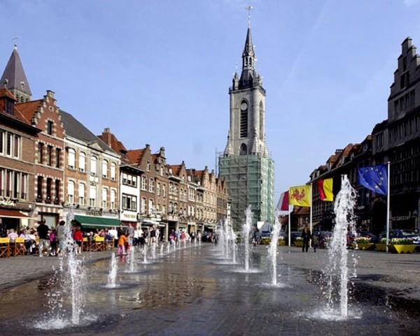 Hainaut occidental - Wallonie picarde