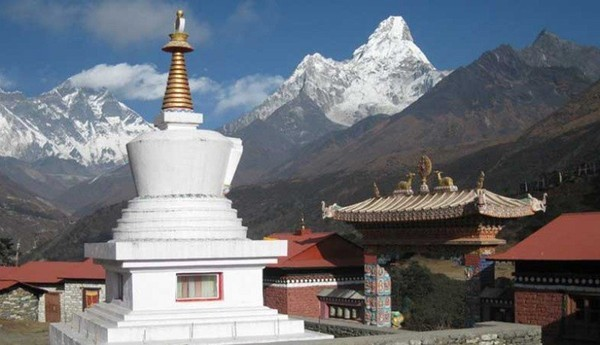 Everest View Trek, Hotel Everest View & Trekking to EBC, Thamserku