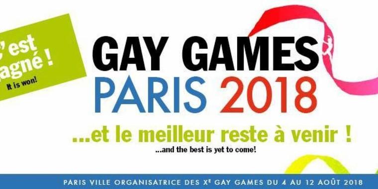 Cette fois, Paris a été choisie pour organiser les jeux