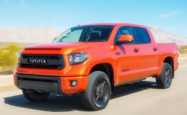 2017 Toyota Tundra Trd Pro Review Redesign Price And Release Date