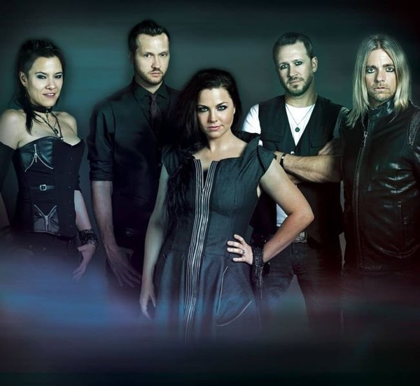 Interview with Amy Lee of Evanescence