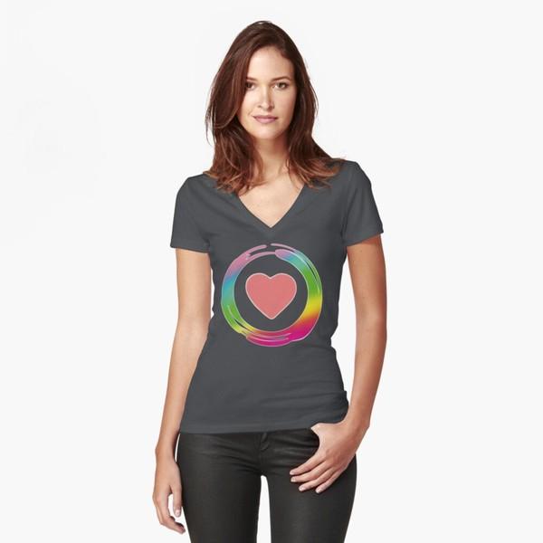 """"""" Mon cœur est précieux """" est la morale à retenir de ce cercle de couleur, barrière protectrice du cœur se trouvant au milieu. fortement conseillé pour tous les amoureux. • Décou..."""