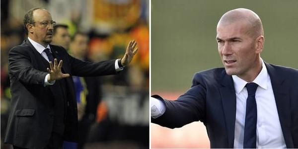 Officiel: Rafael Benitez prend la porte, Zinédine Zidane nommé entraîneur