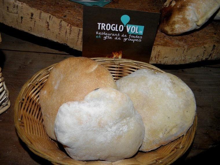 Restaurant Troglo'vol à Grézillé (49)