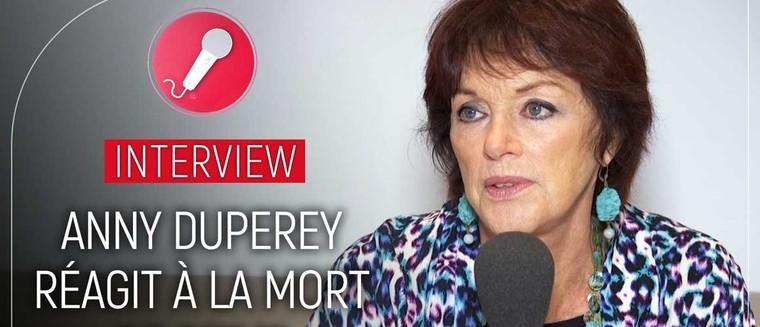 Une famille formidable (TF1) : Anny Duperey réagit à la mort de Reine (VIDEO)