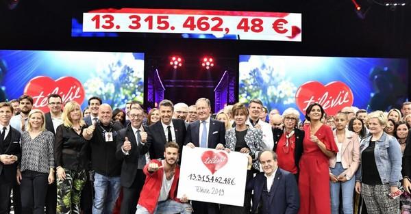 13.315.462,48 € récoltés par le Télévie: la générosité des Belges ne connaît pas de limite (photos)