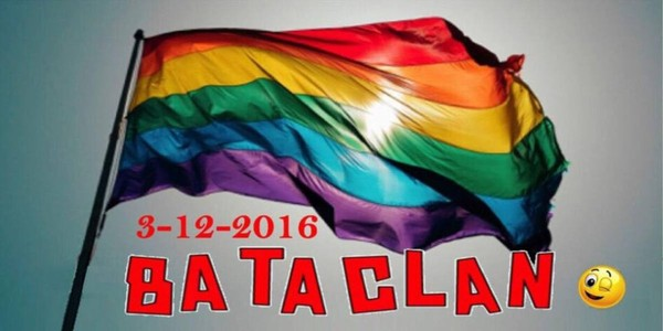 La nuit des Follivores et des Crazyvores 2016 se dérouleront comme chaque année au Bataclan - LNO