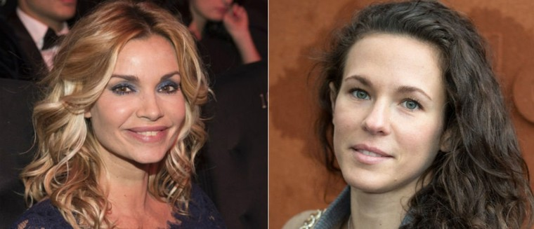 Exclu. Lorie Pester et Ingrid Chauvin au casting du Plus belle la vie de TF1