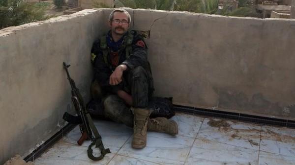 Syrie : mort du Breton Kendal Breizh, parti se battre aux côtés des Kurdes