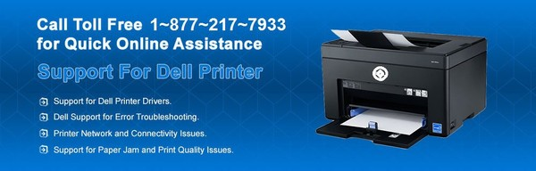 1-877-217-7933 Dell Printer Support Phone Number
