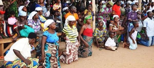 Bénin: le culte qui défie l'Eglise