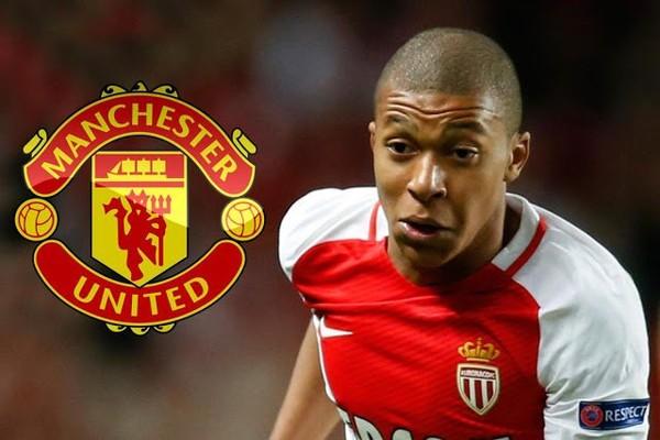 Man Utd jump into battle for Monaco whizkid Kylian Mbappe - Daily Soccer News
