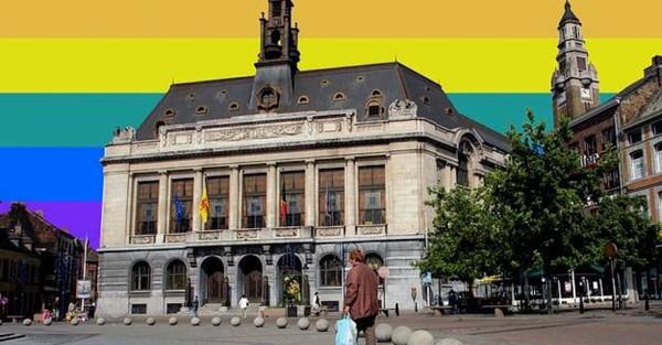 Charleroi n'est pas vraiment une Ville gay friendly