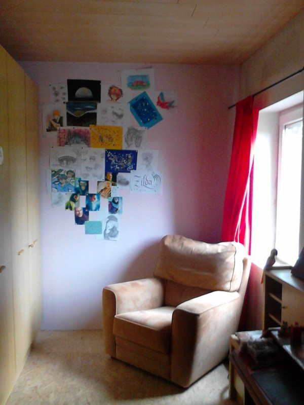 ma chambre évolution ^^
