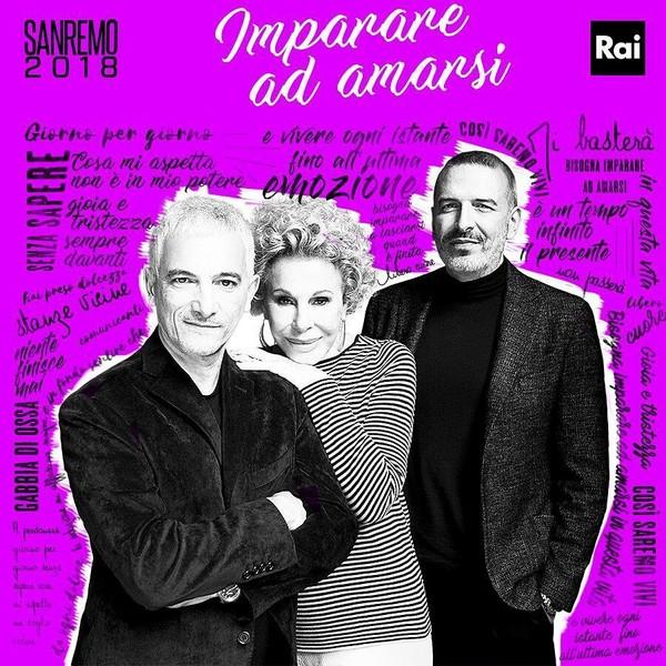 """Sanremo Rai on Instagram: """"GRAN FINALE! 🎉#ImparareAdAmarsi - @ornellavanoniofficialpage, @tonybungaro e #Pacifico#Sanremo2018"""""""