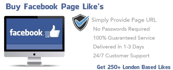 Buy UK Facebook Likes For Your Business