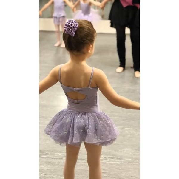"Ayda Field Williams on Instagram: ""@robbiewilliams Our Ballerina Girl #teddytime #primaballerina #bunhead #proudmom AWxx"""