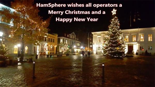 HamSphere Newsletter December 2016