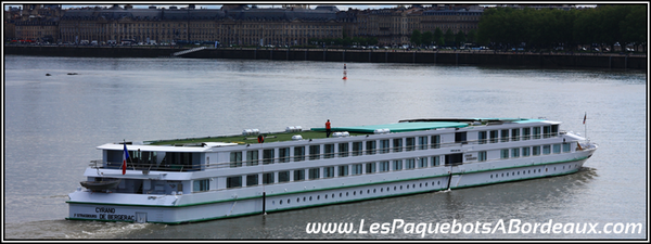 Cyrano de Bergerac | Les Paquebots à Bordeaux