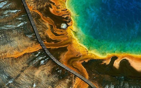 La Terre vue du ciel par Yann Arthus-Bertrand
